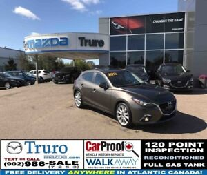 2014 Mazda 3 Sport GT! BOSE STEREO! 2.5L ENGINE! BOSE STEREO! 18