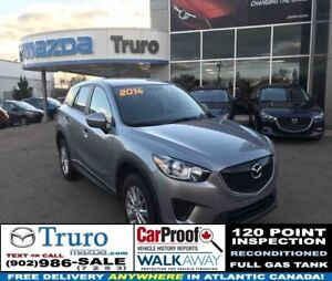 2014 Mazda CX-5 $56/WK TAXES IN! NEW TIRES! ALLOY WHEELS! CRUISE