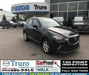 2016 Mazda CX-3 GS! LEATHER! SUNROOF! GS! LEATHER! SUNROOF!