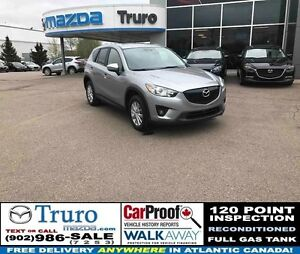2014 Mazda CX-5 GS! AWD! SUNROOF! GS! AWD! SUNROOF!