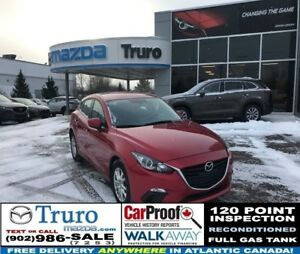 2015 Mazda Mazda3 0.9% FINANCING! HEATED SEATS! BACKUP CAM! 0.9%