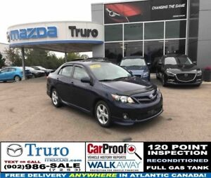 2012 Toyota Corolla S MODEL! ONLY 42K!!! NEW TIRES! MINT!!! S MO