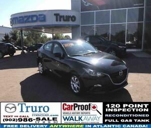 2016 Mazda Mazda3 GX! BACKUP CAM! UNLIMITED KM WARRANTY! GX! BAC
