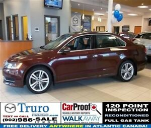 2012 Volkswagen Passat LEATHER! HEATED SEATS! LOADED! LEATHER! H