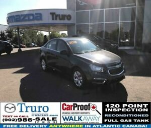 2016 Chevrolet Cruze Limited LT! LIMITED! ONLY 26K! LT! LIMITED!
