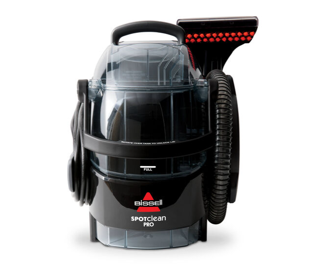 BISSELL 3624   SpotClean Pro™ Portable Carpet Cleaner   NE