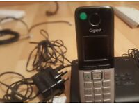 Siemens Gigaset C300A Cordless Home Phone .
