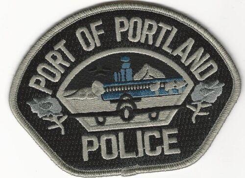 Subdued Prt of Portland Police SWAT SRT State Oregon OR