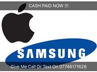 Wanted Phone Working Cracked/Smashed Signal Problem CASH PAID NOW