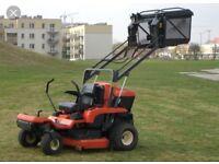 Ride on mower + Operator hire