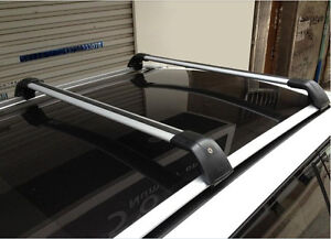 Range Rover Roof Rack Cross Bar Set
