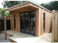 Bespoke garden offices and cabins