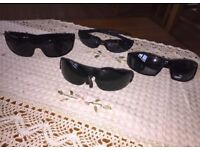 Sunglasses -sports and casual