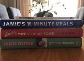 Jamie Oliver Cookbooks