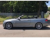 2009 BMW 3 Series 3,0 325d M Sport 3dr convertible