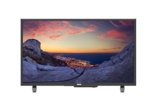 "RCA 32"" Class HD LED TV Slim Edge Frame Wall-Mountable HDTV 720P VGA HDMI Best"