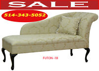 Model FUTON -1B, couch on sale