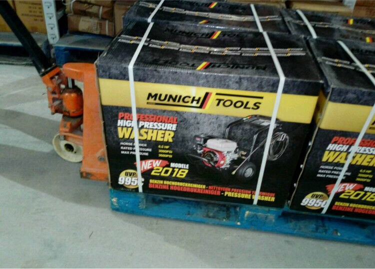 Munich Tools Pressure Washers For Sale!!!!!