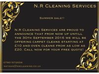 NR Cleaning Services