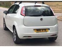 2011 Fiat Punto Evo 1,4 8v Hatchback 3dr