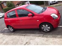 2005 Kia Picanto + 8 months MOT + ONLY 40k MILES, Drives Perfect