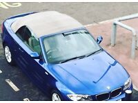 BMW 1 series convertible for swap.