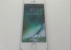 Silver iphone 5s *MINT CONDITION*