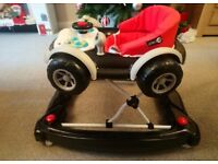 My Child Racing Car / Baby Walker