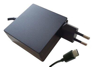 Netzteil USB-C Anschluss 65W Typ-C für Apple New Macbook 12