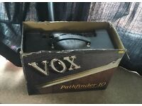 Vox Pathfinder 10 Guitar Amp!