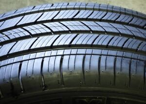 Used Tires Type A 255/50R19 CONTINENTAL 70% Tread left