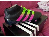 Adidas size UK13 football boots
