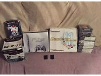 Playstation 2 mega bundle ps2