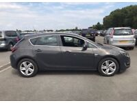 2013 Vauxhall Astra 2,0 CDTi 16v SRi 5dr automatic 2 owners