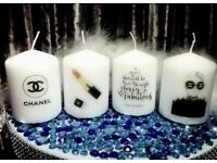 Chanel Inspired Candles