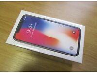 Iphone X 64 GB UNLOCKED UNOPENED