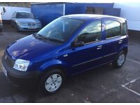 2007 Fiat Panda 1.1 active long mot,low miles,2 keys,full service history