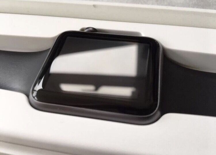Apple Watch 42mm Space Gray Aluminum Case Black Sport Bandin Withington, ManchesterGumtree - For sale is a Apple Watch 1 Series, The watch is in good condition, it has some scratches on the screen as it has been used, It works perfectly, Comes boxed with an extra strap, USB charger & Plug The strap size is large, this would fit any man I...