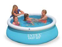 Intex 6ft x 20in Easy Set Swimming Pool New in box