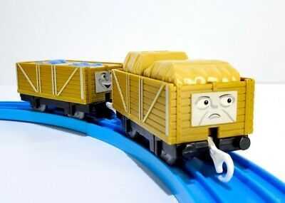 TOMY Plarail Diesel 10 Troublesome Trucks With Cargo Thomas the Tank TrackMaster