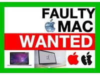 ....WANTED....BROKEN, FAULTY, Apple Macbook Pro, Macbook Air, cash today