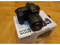 Canon EOS 60D Digital SLR Camera + CANON EF 28-105mm f/3.5-4.5 USM lens
