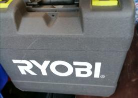 New Ryobi Drill Case