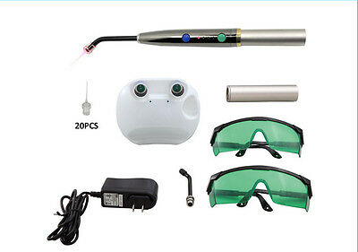 Dental Heal Laser Diode Photo-activated Disinfection Medical Light Rechargeable