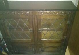 old charm /Jaycee display cabinet 42 inch wide