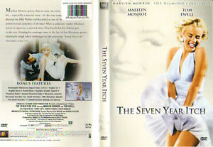 The Seven Year Itch (1955) - Marilyn Momroe, Tom Ewell (Diamond West Island Greater Montréal image 1