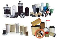 Compressor Air Filters, Oil Filters, Separators, Purification