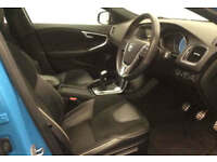 BLUE VOLVO V40 2.0 T2 D4 R DESIGN 1.6 D2 SE LUX FROM £57 PER WEEK!