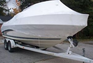 Shrinking Wrapping In/Outdoor Vehicle Stg, Trailers Boats Rvs Kitchener / Waterloo Kitchener Area image 4