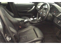 Mineral Grey BMW 320 2.0TD 4X4 Touring 2014 d xDrive M Sport FROM £51 PER WEEK!